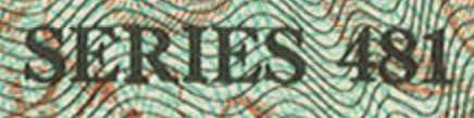 Series 481 MPC