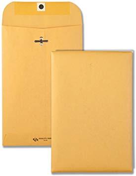 6x9 manilla envelope