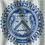 Blue Seal United States Silver Certificate