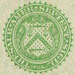 Green Seal United States Federal Reserve Treasury Seal